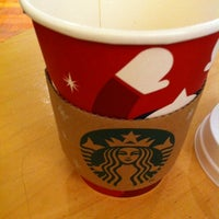 Photo taken at Starbucks by Emily F. on 12/9/2012