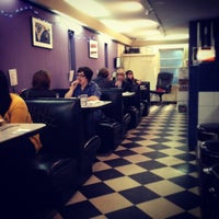 Photo taken at Star Seeds Cafe by Philipp R. on 3/11/2013