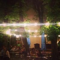 Das Foto wurde bei Max Emanuel Brauerei von Philipp R. am 5/1/2013 aufgenommen