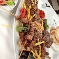 Photo taken at Gülhan Restaurant by Kübra on 4/18/2013