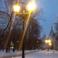 Photo taken at Церковь Михаила Архангела by Виктор М. on 1/1/2013