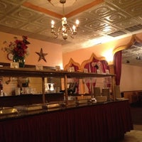 Photo taken at Chola Indian Restaurant by Steven H. on 11/25/2012