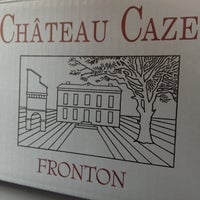 Photo taken at Chateau Caze by Michel G. on 4/25/2013