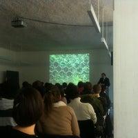 Photo taken at FHNW institute Architektur by urbanTick t. on 2/26/2013