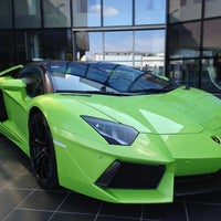 Photo taken at Automobili Lamborghini S.p.A. by patrick s. on 9/10/2013