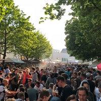 Photo taken at Kleinbrauer Markt by patrick s. on 5/5/2018