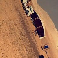 Photo taken at طريق الاحساء$ المطار by Moh Otaibi on 12/25/2016