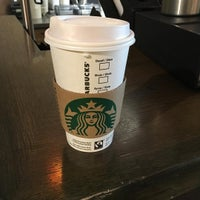 Photo taken at Starbucks by Brian S. on 3/19/2016