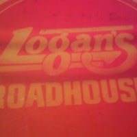 Photo taken at Logan's Roadhouse by Joanna M. on 9/24/2012