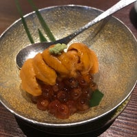Photo taken at OMAKASE by Japs C. on 9/27/2017