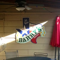 Photo taken at Barry's Pizza by Rachel M. on 7/10/2013