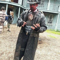 Photo taken at Terror On The Fox by Jerry L. on 6/29/2013