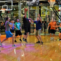 Photo taken at The College Basketball Experience by The College Basketball Experience on 11/30/2016
