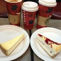 Снимок сделан в Starbucks пользователем Anton L. 1/4/2013