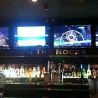 Photo taken at On The Rocks by John G. on 4/30/2013