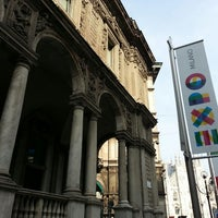 Photo taken at Palazzo dei Giureconsulti by Tram M. on 4/16/2013