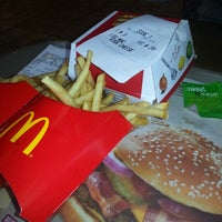 Photo taken at McDonald's by B N. on 12/31/2012