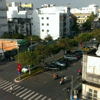 Photo taken at Saigon Cantho Hotel by NgHoMi on 2/2/2013