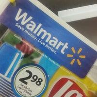 Photo taken at Walmart by Metin K. on 1/20/2013