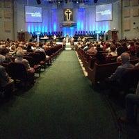Photo taken at Concord Baptist Church by Jon N. on 5/1/2013