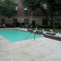 Photo taken at Hyatt House Dallas/Lincoln Park by Serge C. on 12/3/2012