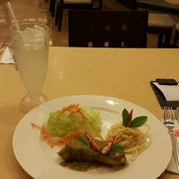 Photo taken at Jeffer Steak by Nucharee B. on 10/5/2016