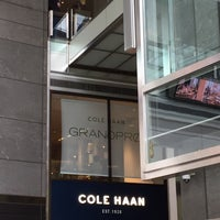 Photo taken at Cole Haan by Luc D. on 5/14/2016