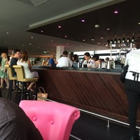 Photo taken at Laurent Perrier Champagne Bar by AM A. on 7/26/2014
