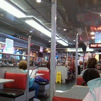 Photo taken at American City Diner by Zay H. on 10/8/2012