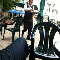 Photo taken at Café Oasis by Limam C. on 10/31/2012