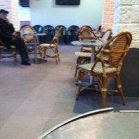 Photo taken at Café Oasis by Limam C. on 1/16/2013