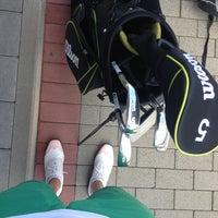 7/10/2013 tarihinde Liaziyaretçi tarafından Golf-Club Golf Range Frankfurt Bernd Hess e.K.'de çekilen fotoğraf