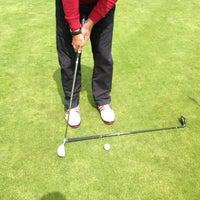 5/14/2013 tarihinde Liaziyaretçi tarafından Golf-Club Golf Range Frankfurt Bernd Hess e.K.'de çekilen fotoğraf