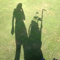 8/16/2013 tarihinde Liaziyaretçi tarafından Golf-Club Golf Range Frankfurt Bernd Hess e.K.'de çekilen fotoğraf