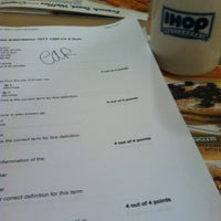 Photo taken at IHOP by Jaycie on 12/6/2012