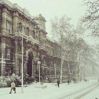 Photo prise au İstanbul Teknik Üniversitesi par Mustafa S. le1/26/2013