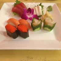Photo taken at Kyoto Sushi Bar by Kirk R. on 1/1/2013