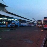Photo taken at Bangkok Bus Terminal (Chatuchak) by นิติศักดิ์ บ. on 11/23/2012