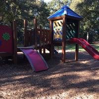 Photo taken at Palmetto State Park Playground by Josiah H. on 9/30/2016