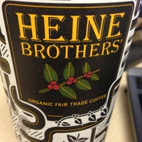 Photo taken at Heine Brothers' Coffee by Josiah H. on 12/23/2013