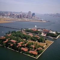 Photo taken at Ellis Island by HISTORY on 11/12/2012