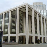 Photo taken at David Geffen Hall by HISTORY on 4/19/2013
