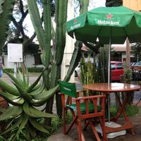 Photo taken at Totopos Gastronomia Mexicana by Nana M. on 6/28/2013