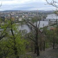 Photo taken at Bílá skála by Adam Ř. on 4/8/2014