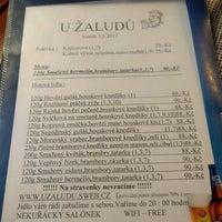 Photo taken at U Žaludů by Adam Ř. on 5/3/2017