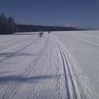 Photo taken at Ski areál Abertamy by Adam Ř. on 3/2/2013