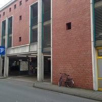 Photo taken at Parkhaus Bremer Platz by Rüdiger W. on 2/9/2014