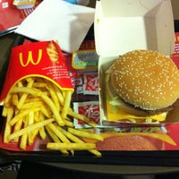 Photo taken at McDonald's by Furkan on 3/23/2013