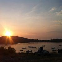 Photo taken at Yeni Foca -foca Yolu by Miray B. on 8/10/2013