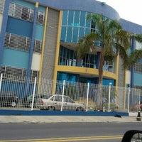 Photo taken at Centro Educacional Adalberto Valle by Cleane S. on 10/1/2012